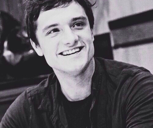 josh hutcherson, boy, and smile image