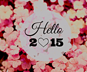 happy and 2015 image