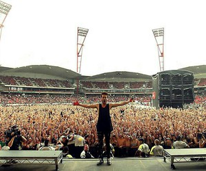 concert, jared leto, and thirty seconds to mars image