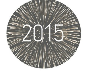 firework, new year, and 2015 image
