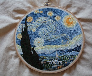 embroidered and Y image