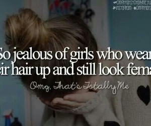 female, girls, and hair image