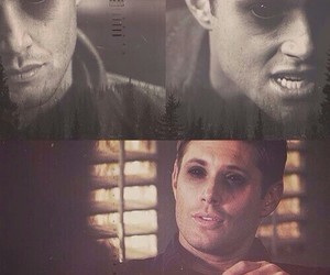 demon, dean winchester, and dean image
