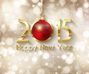 happy new year, happy new year 2015, and 2015 wallpapers image
