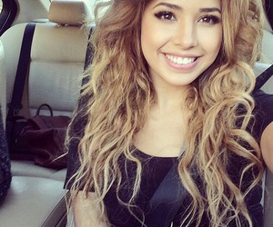 jasmine villegas and hair image