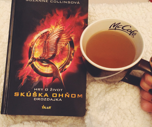 book, caffe, and relax image