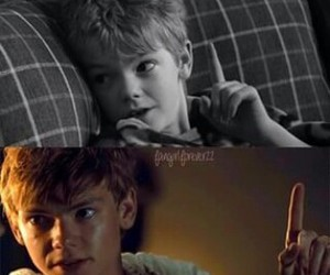 newt, the maze runner, and cute image