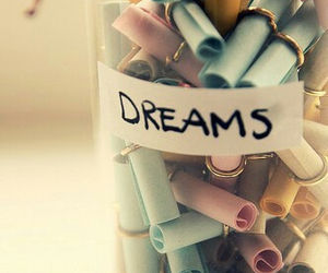 dreams, notes, and papers image