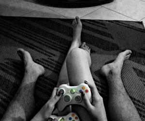 amor, couple, and xbox image
