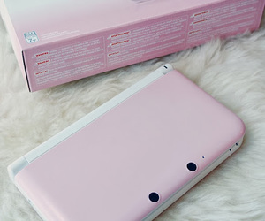 games, nintendo, and pink image