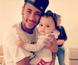 neymar, baby, and neymar jr image