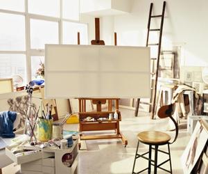 art and studio image
