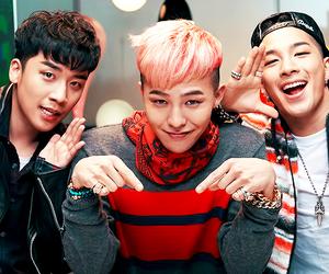 taeyang, bigbang, and seungri image