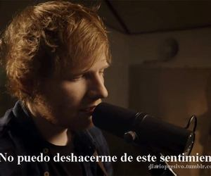 ed sheeran and broken image