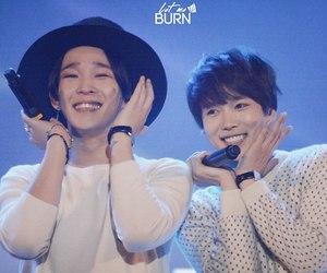 winner, taehyun, and kim jin woo image