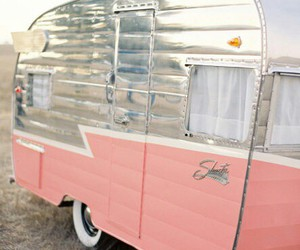 pink and trailer image