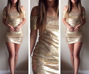 dress and party image