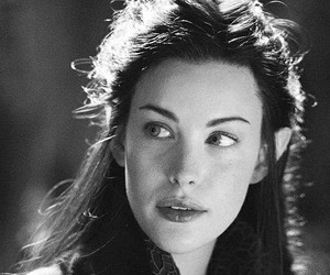arwen, lord of the rings, and liv tyler image