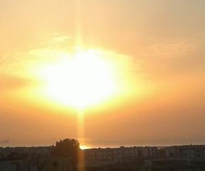 lever du soleil image