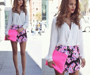 party, pink, and style image