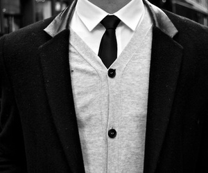 fashion, boy, and suit image