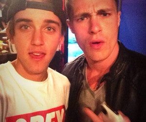 beau, perf, and colton image
