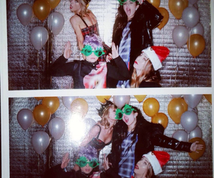 Taylor Swift and party image
