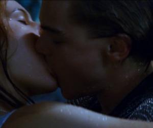 love, kiss, and leonardo dicaprio image