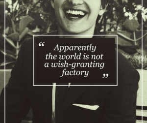 ansel elgort, libros, and augustus waters image