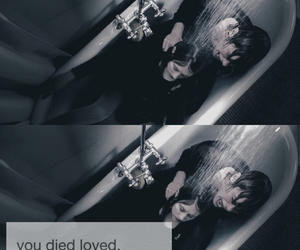 american horror story, ahs, and tate langdon image