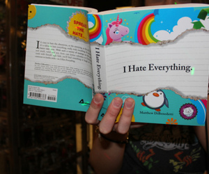 book, photography, and hate image