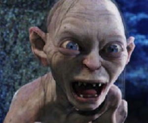 hobbit, the lord of the rings, and smeagol image