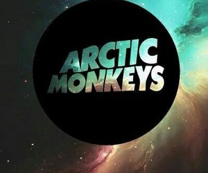 arctic monkeys, galaxy, and indie image