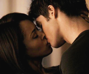 jeremy gilbert, tvd, and kiss image