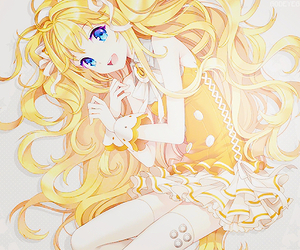 cute, vocaloid, and seeu image