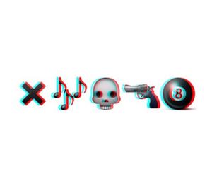 grunge, music, and gun image