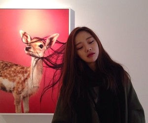 art, nature, and pale image