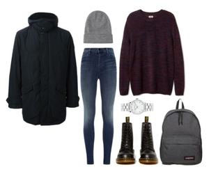 clothes, couple, and cozy image