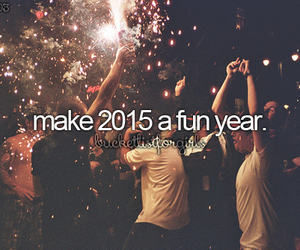 2015, fun, and new year image