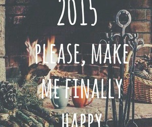 fireplace, happy, and new year image