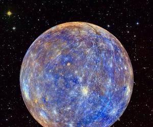 beautiful, moon, and galaxy image