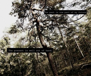 forest, joy division, and heart and soul image