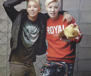 zelo, b.a.p, and bap image