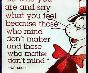 quote, Dr. Seuss, and dr seuss image