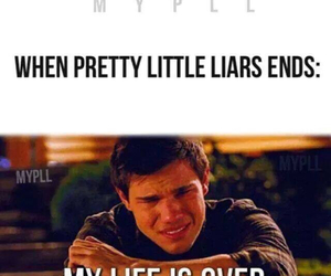 pretty little liars, funny, and true image