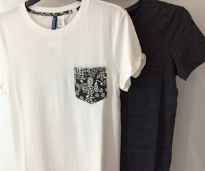 clothes, fashion, and t shirt image