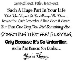 happy and pain image