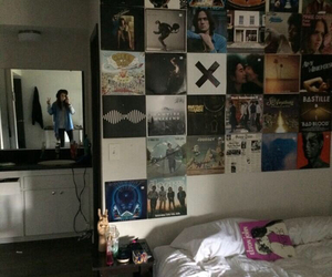 bedroom, room, and band image