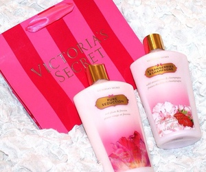 Victoria's Secret, beauty, and pink image