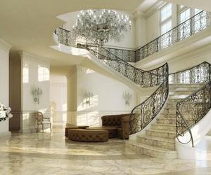 beautiful, furniture, and glam image